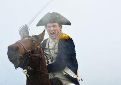 TURN: Benedict Arnold (Owain Yeoman) in Season 2 Photo by Antony Platt/AMC