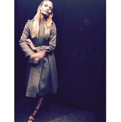 Natasha Poly à New York http://www.vogue.fr/mode/mannequins/diaporama/la-semaine-des-tops-sur-instagram-46/21285/image/1114483#!natasha-poly-a-new-york