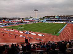 Todoroki Stadium - Kawasaki Frontale,Japan