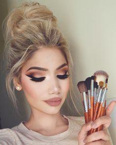Ver esta foto do Instagram de @makeupbyalinna • 37.1 mil curtidas