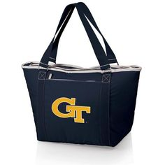 Georgia Tech GT Insulated Cooler Tote Bag Lunchbox