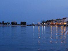 Harbor in Pythagorion, Samos