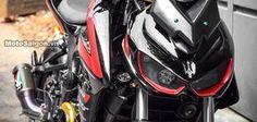 Bajaj Pulsar NS200 Modified to Look Like a Kawasaki Z1000  http://news.maxabout.com/bikes/bajaj/bajaj-pulsar-ns200-modified-to-look-like-a-kawasaki-z1000/  #Bajaj #Pulsar #NS200 #Modified #Z1000 #Kawasaki