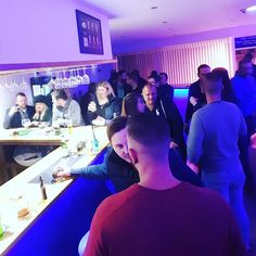 Buzzing in here tonight #TheVapouryBOS