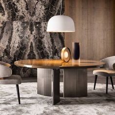 #MINOTTI2014Collection Based on refectory table, #MORGAN table inhibits a beautiful composition of striking materials and sophisticated contemporary design. @minotti_spa is NOW available exclusively through MOIE.
