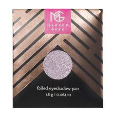 Makeup Geek Foiled Eyeshadow Pan in Day Dreamer #BBxMakeupGeek