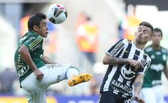 Robinho - Palmeiras 1x0 Santos - Allianz Parque - Campeonato Paulista (Final) 26/04/2015