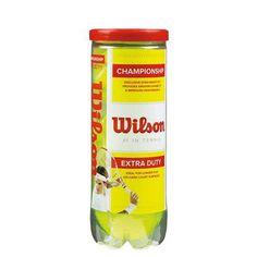 Prezzi e Sconti: #Championship tubo da 3  ad Euro 3.90 in #Palline da tennis #Wilson