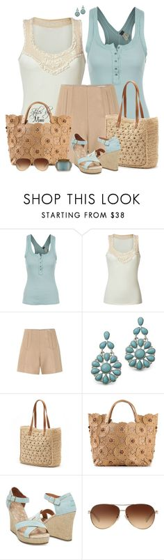 """""""This... or That? (6.26.17)"""" by stylesbymimi ❤ liked on Polyvore featuring Free People, Polo Ralph Lauren, Carven, Croft & Barrow, Jamin Puech, TOMS, Coach and Alexis Bittar"""