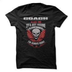 Awesome Coach Shirt - #custom hoodies #casual shirts. SIMILAR ITEMS => https://www.sunfrog.com/Funny/Awesome-Coach-Shirt-3bt2.html?id=60505