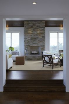Sugar Mill   Hutker Architects. Fireplace HearthStone ...