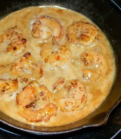 Louisiana BBQ Shrimp _ If you have never eaten a Louisiana BBQ shrimp I implore you to make them. Created at Pascal's Manale restaurant in New Orleans in 1954, the recipe has become a Southern Staple.