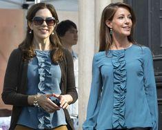 Los idénticos 'looks' de los armarios de las princesas - Foto 1