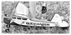 """""""Buccaneer 48"""" designed by Bill Effinger in 1938."""