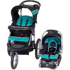 Baby Trend Expedition Jogger Travel System, Millennium Blue - Walmart.com