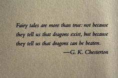 Love GK Chesterton