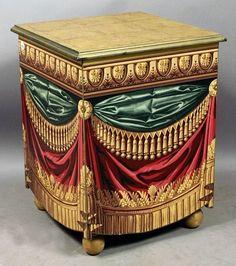 trompe l'oeil furniture | marinni: TROMPE L'OEIL. Столики-обманки.