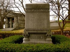 #23) Benjamin Harrison...Indianapolis,Indiana