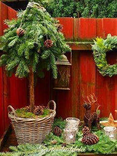 Gartenbuddelei: Zauberhafte Weihnachtszeit - Türchen No. 16