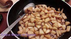 Μηλοπιτάκια με το μαγικό ζυμαράκι της Αργυρώς - Γιαγιά Μαίρη Εν Δράσει Kung Pao Chicken, Food And Drink, Sweets, Meat, Cooking, Ethnic Recipes, Master Chef, Cakes, Kitchen