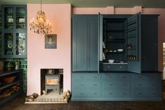 deVOL's bespoke furniture in our gorgeous new East End London showroom