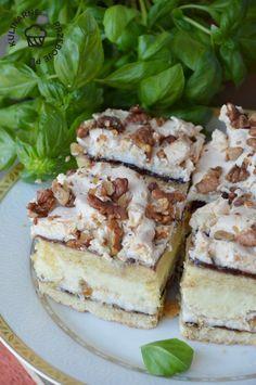 Ciasto Wawelskie - najlepsze ciasto na święta i urodziny!