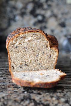 Rye onion bread | bitterbaker.com