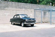 GAZ 21-Volga