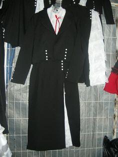 Vestido de huasa elegante Blazer, Jackets, Women, Fashion, Suits, Down Jackets, Moda, Women's, La Mode