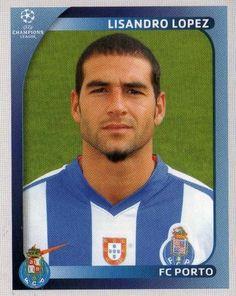 """Jogador do F.C.Porto - Lisando """"Licha"""""""