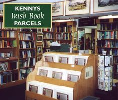 Kenneys Bookshop in Ireland. Love their parcels, little bundles of 4 or 5 book surprises according to my reading tastes, twice a year.