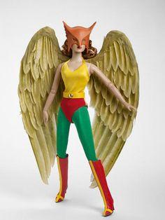 DC Comics Hawkwoman from Tonner Dolls