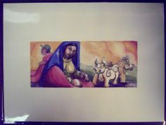 """Untitled: Woman"" by Peruvian painter Juan de la Cruz Machicado available at Columbine Gallery on Amazon Fine Art"