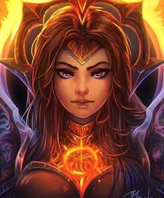 Solar Eclipse Leona by TMiracle HD Wallpaper Background Fan Art Artwork League of Legends lol Champions, Game Character, Character Design, Character Concept, Leona League Of Legends, Magic Realms, Seven Knight, Basara, Fantasy Characters