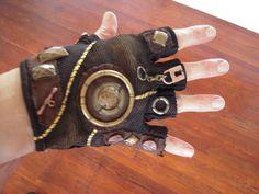 Steampunk Moonhoar Monster gloves Monster Gloves, Steampunk Gloves, Dystopia Rising, Masquerade Ball, Dieselpunk, Steam Punk, Snow, Inspiration, Biblical Inspiration