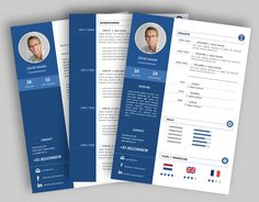 CV template 3205. Laat de lay-out van je CV pimpen en eventueel de tekst optimaliseren. www.mooicv.nl Cv Template, Templates, Design, Stencils, Resume Templates, Vorlage, Models