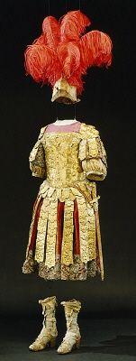 Tillverkare: Tolle Ballie  Datering  1672-12Övriga Nyckelord  kjolSamling  LivrustkammarenInventarienummer  26151 (2621:e)