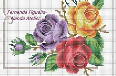 1 million+ Stunning Free Images to Use Anywhere Cross Stitch Borders, Cross Stitch Rose, Cross Stitch Flowers, Cross Stitch Designs, Cross Stitch Patterns, Free To Use Images, Needlepoint, Embroidery, Crochet