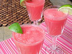 Watermelon Lime Spritzer... Maybe this gestational diabetes thing wont be too bad after all.