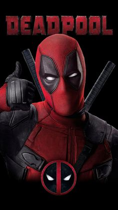 #Deadpool #Fan #Art. (DEADPOOL POSTER) By: JPGraphic. ÅWESOMENESS!!!™ (Å MAN GOING UP IN THE WORLD!)