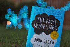 """""""The Fault in our Stars,"""" the best-selling novel by John Green published two years ago, has seen an all-new boost in sales and attention this week. Good Books, Books To Read, My Books, This Is A Book, The Book, Lessons Learned, Life Lessons, John Green Books, Tfios"""