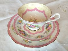 Royal Albert Prudence Pink
