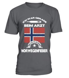 ICH HABE NORWEGENFIEBER | Teezily | Buy, Create & Sell T-shirts to turn your ideas into reality