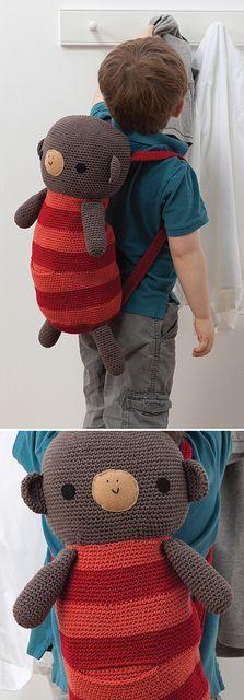 Bear Backpack | Flickr – Chia sẻ ảnh!