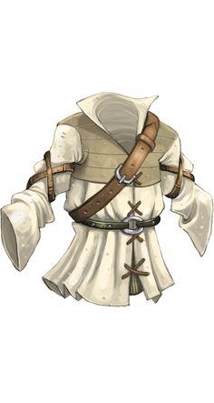 cloth armour