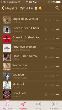 Icona Pop, David Guetta, Flo Rida, American Women, Workout, My Love, Work Outs