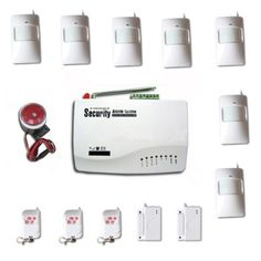ledlight360 New Wireless GSM Home Security Burglar SIM Card Alarm System Kit Auto Dialing Dialer Call SF22 by Ledlight360. $85.99. it's an advanced version and will call 6 of your approved phone numbers via GSM network when the alarm is activated, or you can set it to send SMS messages instead of making calls.   please feel free to contact us if you need to add more different kinds of accessories,like  DETECTORS,  MAGNETEC WINDOW/DOOR CONTACT, etc. very easy to i...