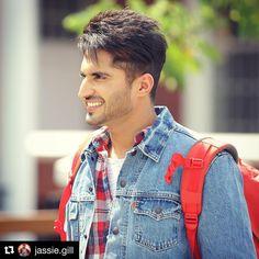 Men Hairstyle Boy Punjabi Singer Jassi Gill New Style In