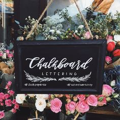 class update: we added another session for our popular chalkboard lettering workshop with @seekpaperco // don't forget you can save $7 on any class using code 'helloapril' (coupon expires tonight excludes drop-ins) #weareworkshop by workshop.pdx