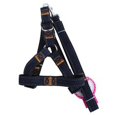 ColyBeauty.cor cat Dog Chest Back Style Harness-Best for All Dogs-Sizes S M L Adjustable and Heavy Duty Pull Leash Harness-Perfect Lightweight Training Walking Collar-100% Guarantee * Startling review available here  : Cat Collar, Harness and Leash